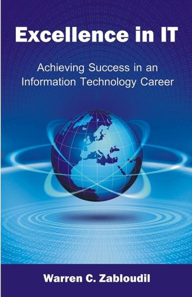 Excellence in IT book cover