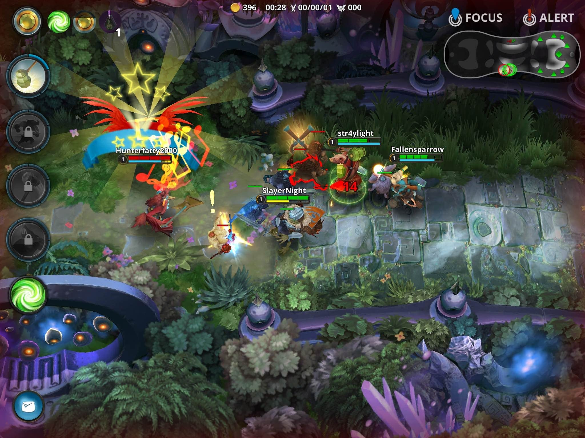 moba gone mobile ipad and iphone games that deliver a league of