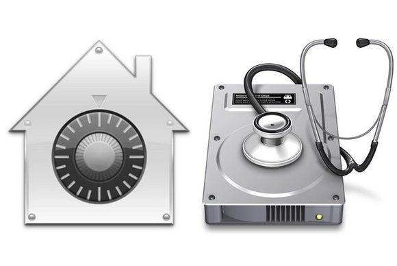 filevault2 disk utility