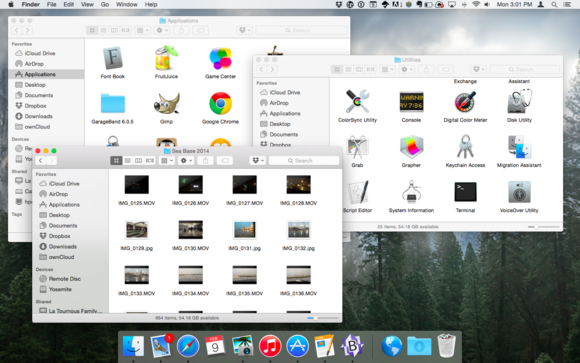 finder windows