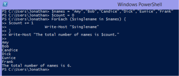 PowerShell for Beginners