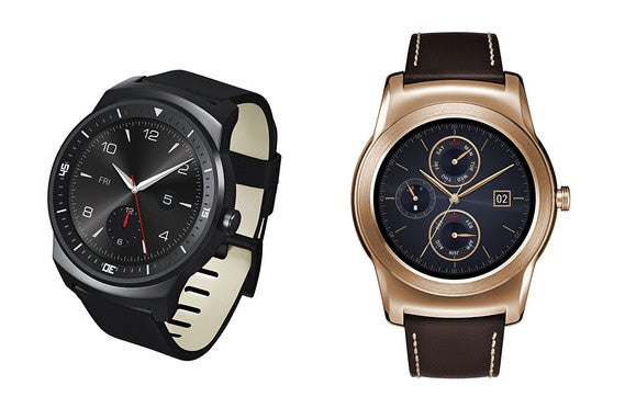 LG's Watch Urbane brings all-metal luxury to Android Wear ...