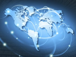 Managing global WANs in multinational enterprises
