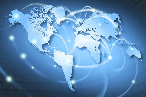 global data flow thinkstock
