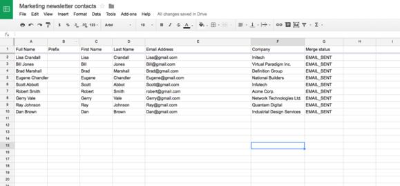 gmail mail merge 5