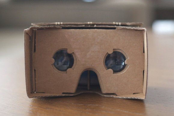 Google Cardboard headed to 1 million New York Times subscribers