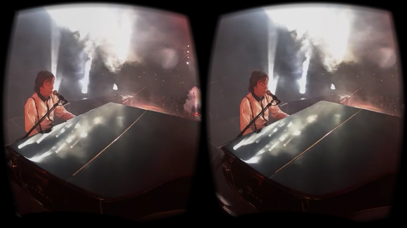 google cardboard gettingstarted paul mccartney