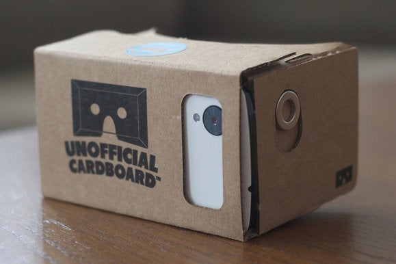 google cardboard gettingstarted unofficialcardboard