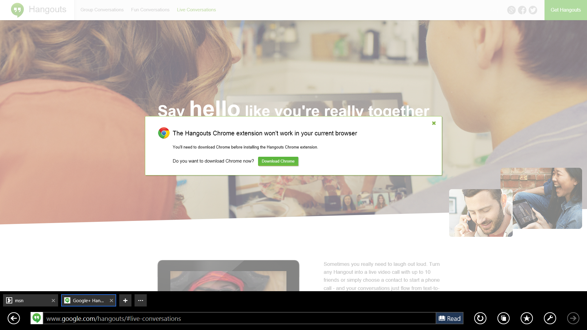 The Top 5 Reasons Why Google Hangouts Never Works Pcworld