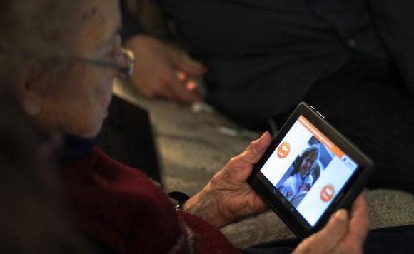 GrandPad Senior Tablet