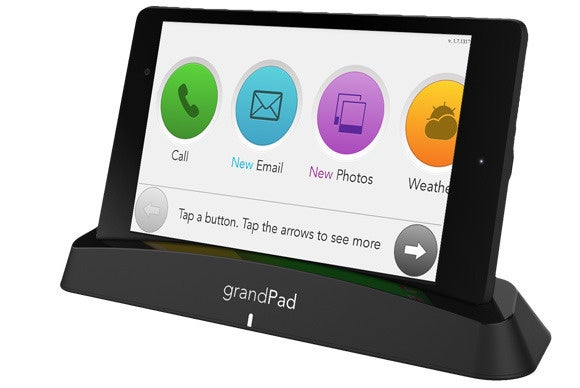 GrandPad Senior Tablet review | TechHive