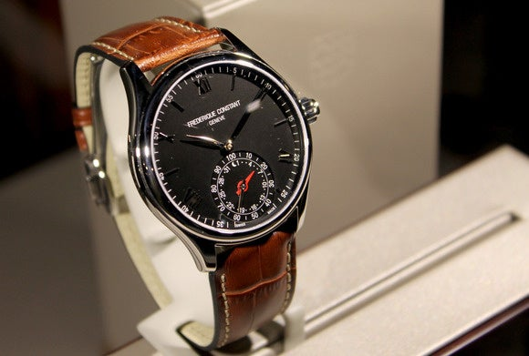 horological smartwatch frederique constant 2