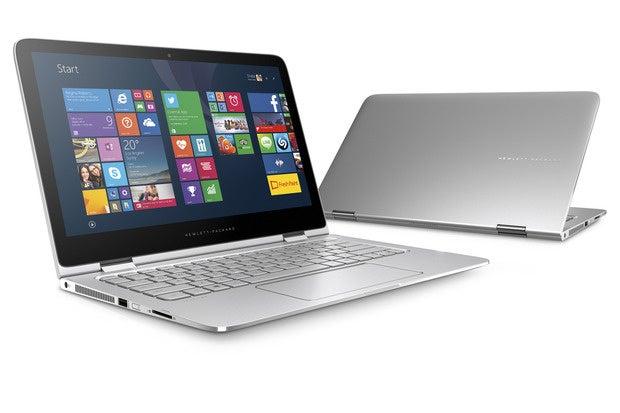 hp spectre x360 notebook mode