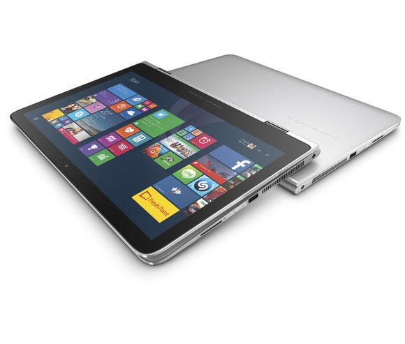 hp spectre x360 tablet mode