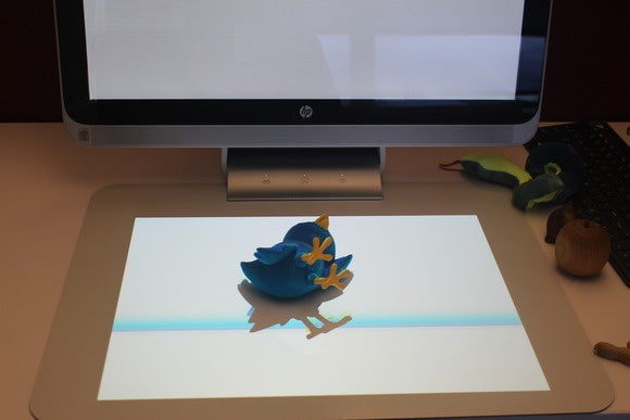 hp sprout bird 2d scan
