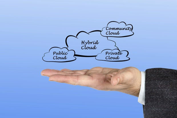 IT's secret weapon: The pragmatic hybrid cloud