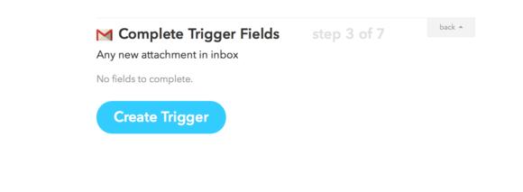 ifttt createtrigger gmail