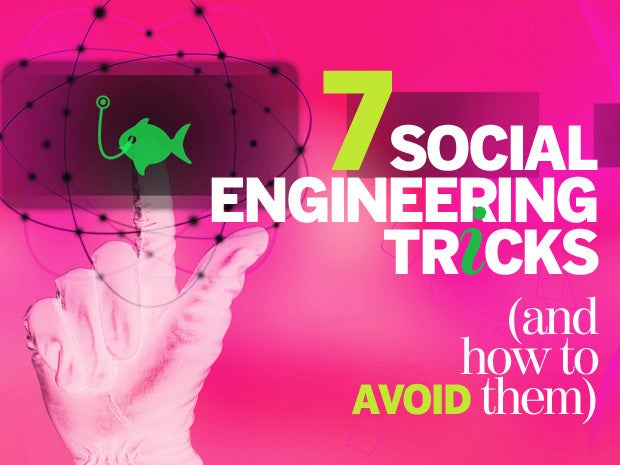 How to Avoid Social Engineering Scams