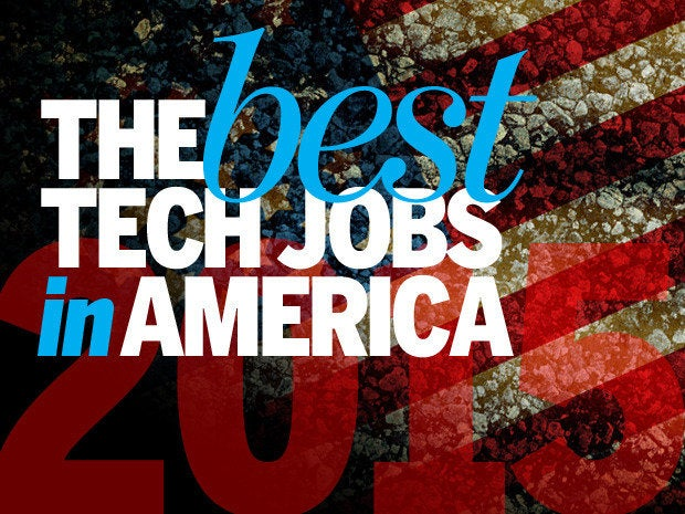 The Best Tech Jobs in America - IT Job Roles
