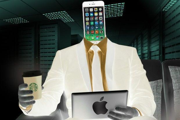 Apple enterprise iPhone iOS Macbook iPad Pro for business