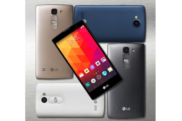 lg mid range phones