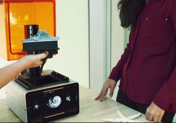 microsoft vision 3d printing