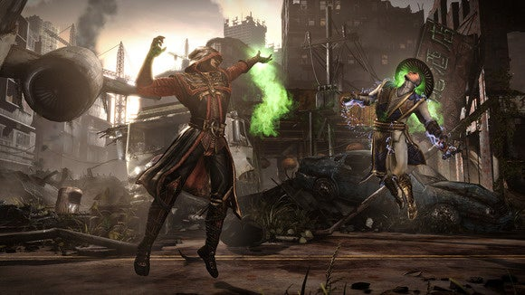 mk10 ermac vs raiden destroyedcity 0002