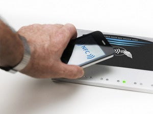 mobile payment (NFC)