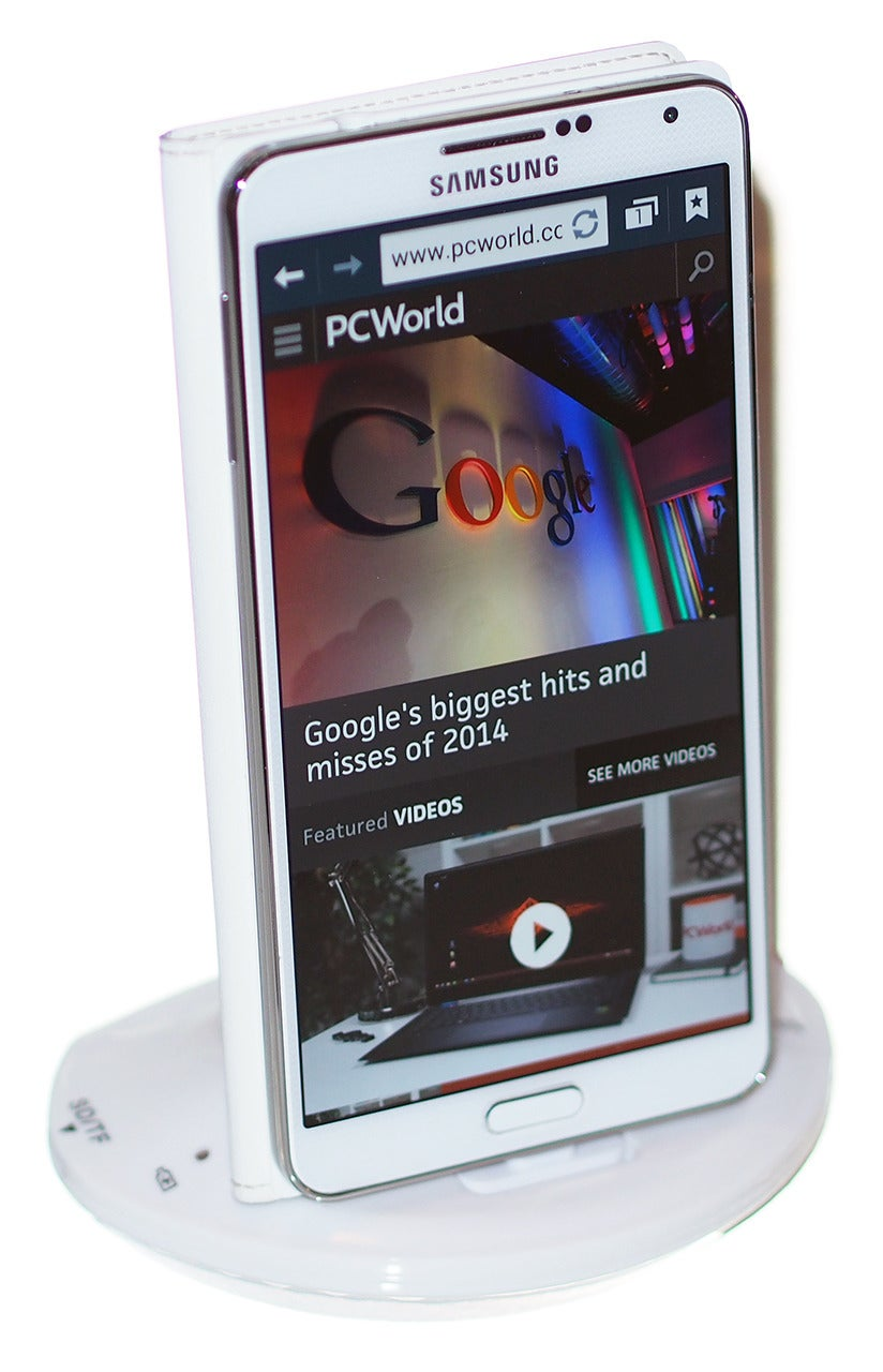 How To Turn Your Old Phone Into A Basic Pc For Cheap Pcworld Mobile Otg Connect Kit Android Mounted