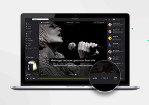 musixmatch integration sia