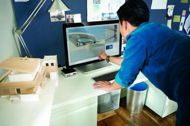 Small Form Factor Desktop Computing