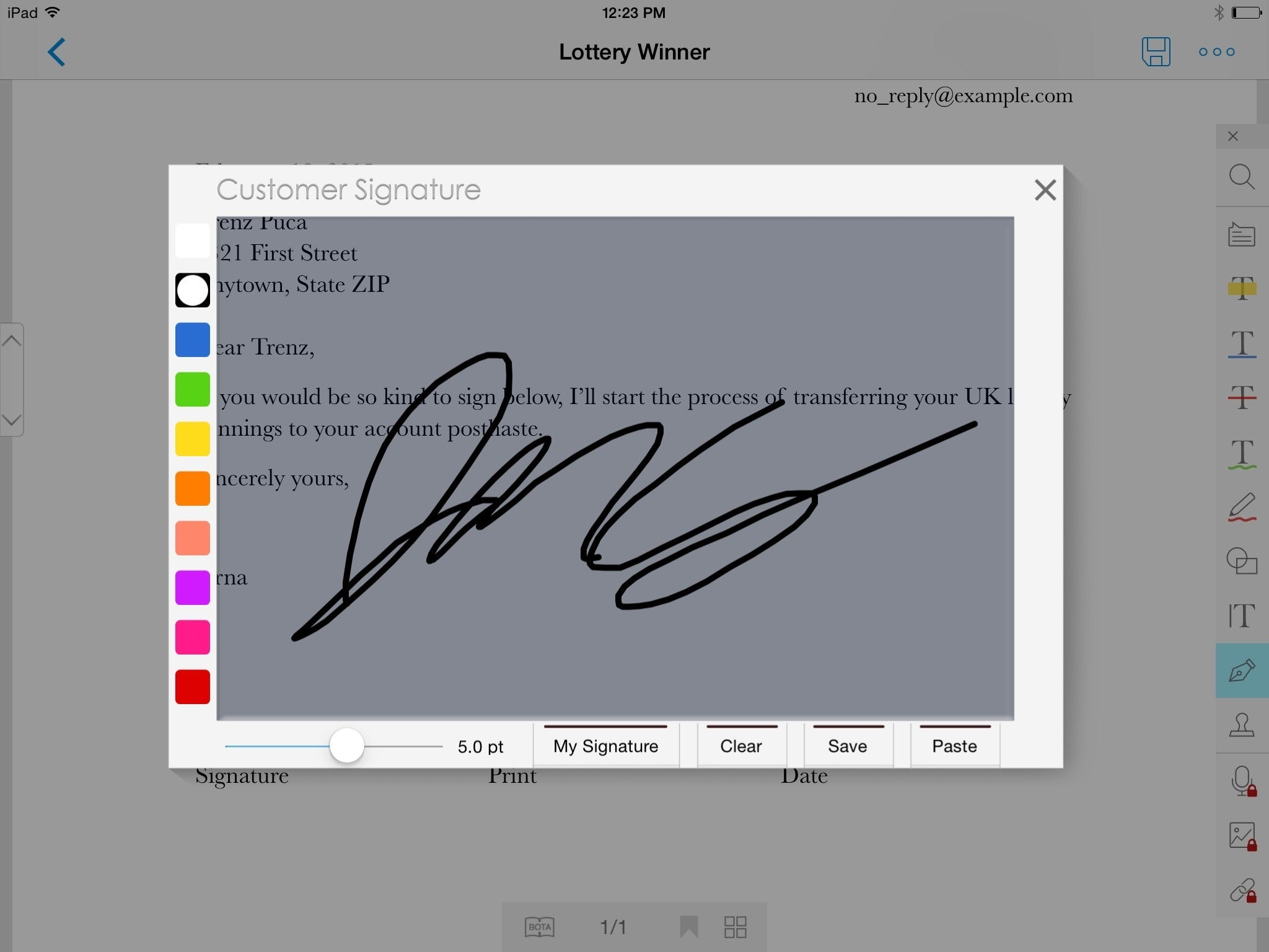 5 apps for signing documents with your iphone and ipad