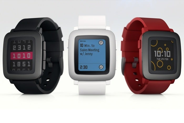 Pebble Time smartwatch to start shipping May 27