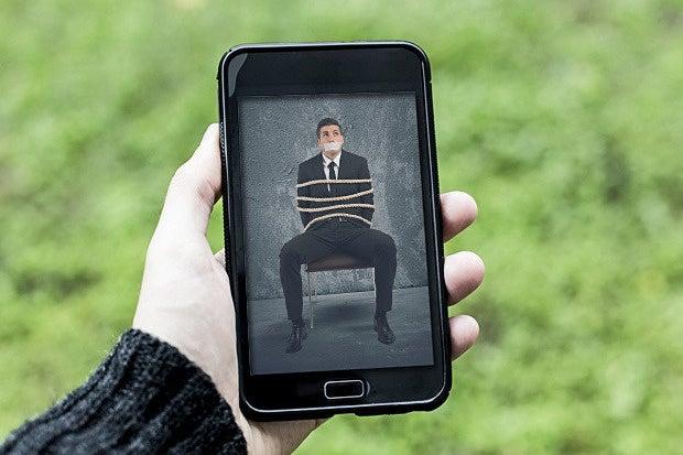 ransomware smartphone mobile