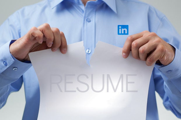 resume linkedin killer - Resume From Linkedin