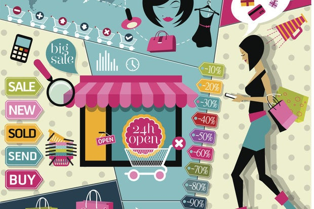 retail ecomm thinkstock