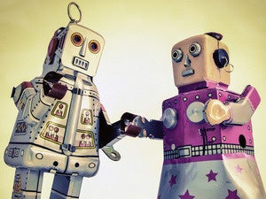robot marriage merger