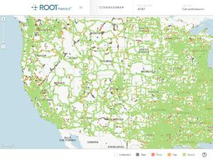 rootmetrics att 2h 2014 coverage map
