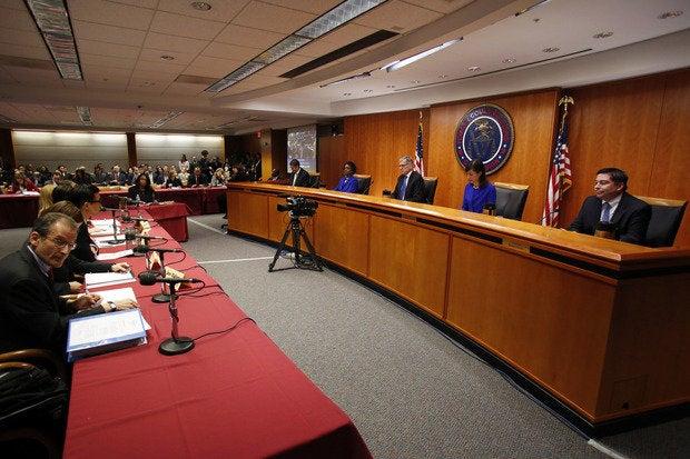 FCC Net Neutrality hearing