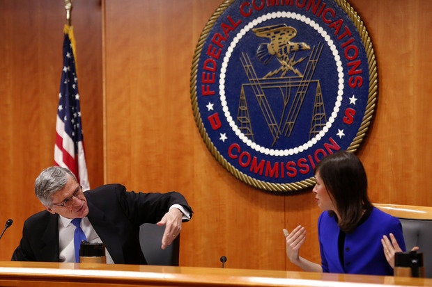 FCC net neutrality discussion
