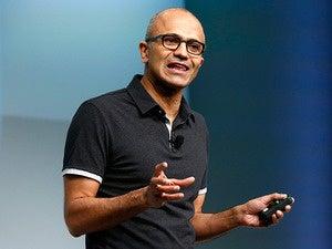 Microsoft's CEO at one year: Grading Satya Nadella