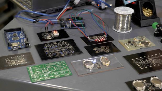 Voltera V-One circuitry