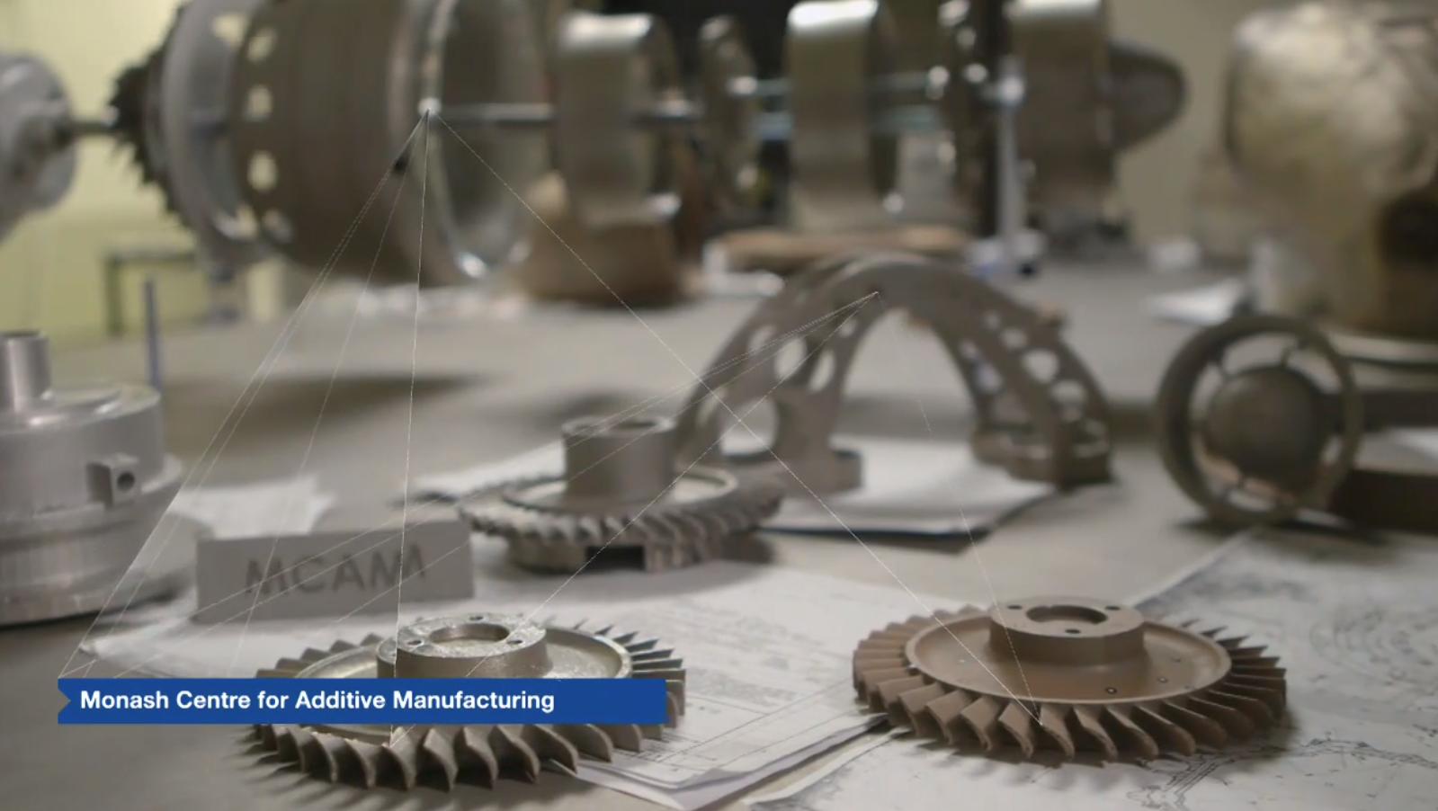 Researchers Make A 3d Printed Jet Engine Computerworld