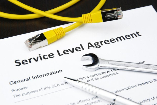 What Is An Sla Best Practices For Service Level Agreements Cio