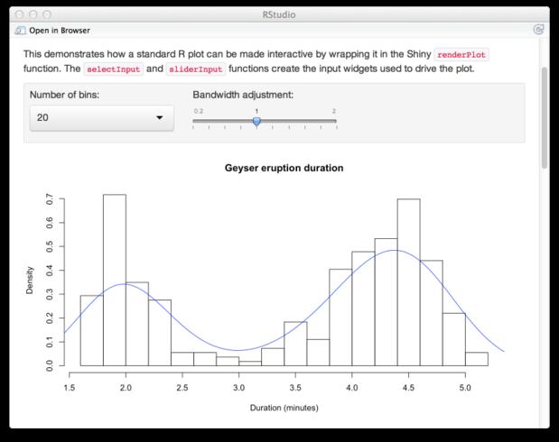 Shiny interactive plot