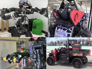 Update: Road to the DARPA Robotics Finals