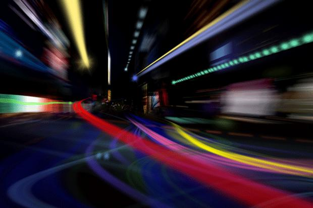 speed light curves fast