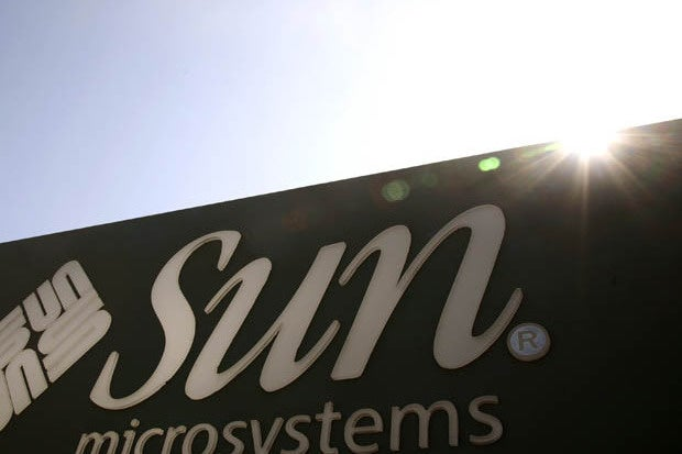 sun sets on Sun Microsystems