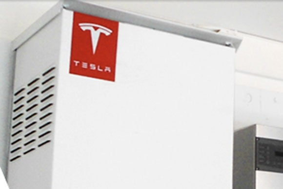 Tesla battery for Solar City