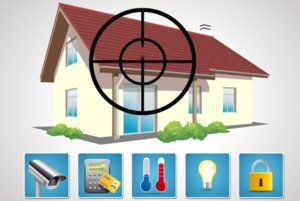 connected home target